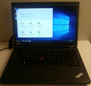 Lenovo Thinkpad T440p laptop with SSD