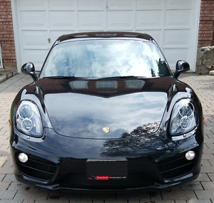 2014 Porsche Cayman Cayman S Coupe (2 door)