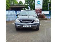 Kia Sorento 2.5CRDi XE 2006 Diesel 4X4 In Blue