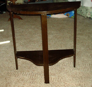 Antique furniture to be refinished
