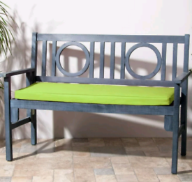 Bench cushion seat pad