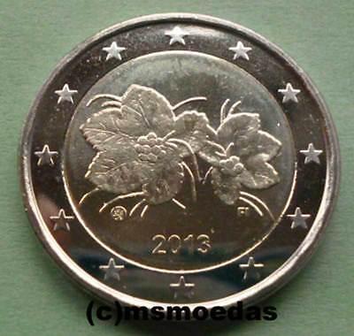 Finnland 2 Euro Kursmünze Moltebeere Euromünze coin moedas Jahr nach Wahl