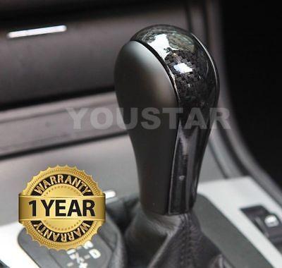 US Seller CARBON EFFECT Auto Shift Knob for BMW 1 3 6 Series E82 E88 E90 E92 E93