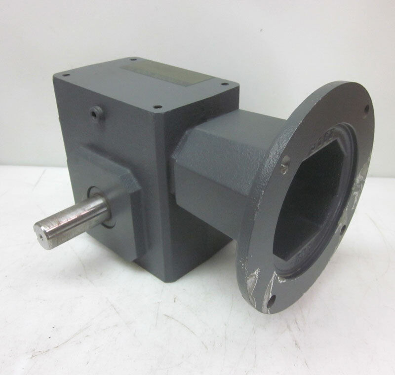 NEW Grove Gold 5:1 Worm Gear Gearbox Speed Reducer GRG-BM821 3.653-Hp