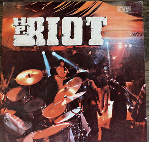 *70's FUNK* H.P. RIOT Vinyl 1973 - 1st album on CONCEPT label