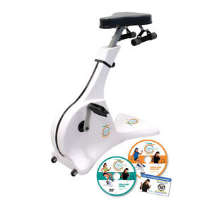 NEW: Tony Little's stationary Cycle Tone exercise bike REDUCED