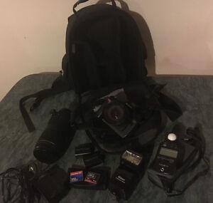 Ensemble Nikon numérique