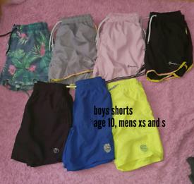 Boys short bundle