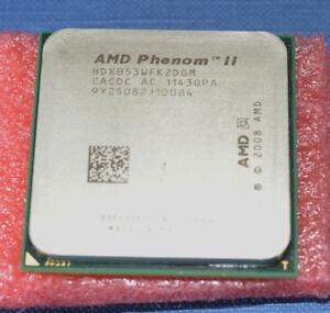 Computer CPU: AMD Dual-Core Phenom II X2 B53 @ 2.80 GHz.  (#120)