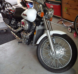 2001 Honda Shadow Spirit 750CC