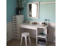 Ikea Micke Desk/workstation - DELIVERY AVAILABLE