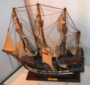 Galeon Flamenco Model Ship