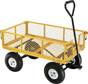 NEW Steel Utility Wagon