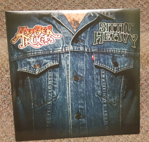 Monster Truck Sittin Heavy 2xLP album . ETCHED VINYL