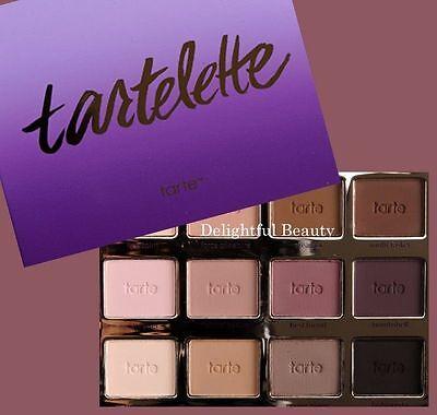 Tarte TARTELETTE AMAZONIAN CLAY MATTE PALETTE ~ 12 Shades ~ New in Box