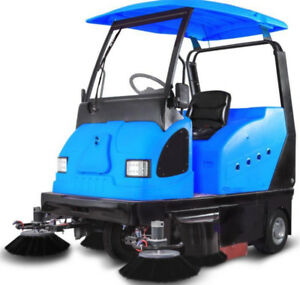 "Ride on Shop Sweeper GENESIS 75"" (NEW)  $5000 OFF"
