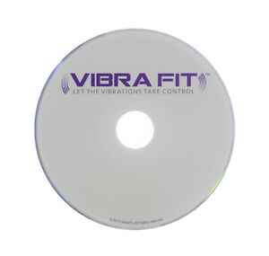 VIBRA FIT EXERCISE MACHINE WITH RESISTANCE BANDS Kitchener / Waterloo Kitchener Area image 3
