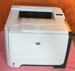 HP LaserJet P2055dn Laser Printer USB/Network Workgroup