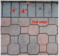 Wanted: Patio pavers