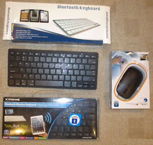 For sale Wireless Keyboard and Mouse for Laptop Notebook Tablet