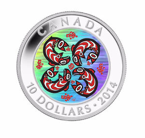 "Royal Canadian Mint- ""TRUE NORTH"" 2014 Coin Collection Sarnia Sarnia Area image 7"