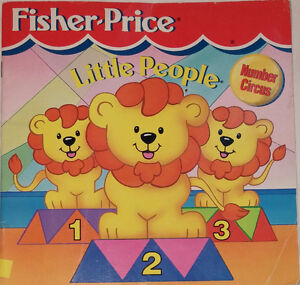 Fisher Price Little People Sounds Circus & Book London Ontario image 3