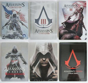 STEELBOOK COLLECTION / COLLECTION DE STEELBOOK G1 SIZE / TAILLE.