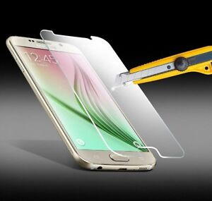 TEMPERED GLASS SCREEN PROTECTOR FOR SAMSUNG GALAXY S6 EDGE THIN