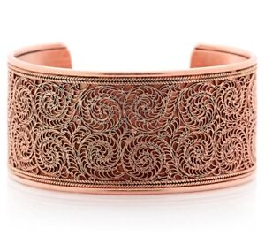 Himalayan Gems Copper Cuff