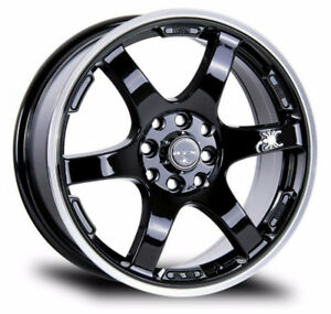 "Scorpion RTX Poison 16"" Rims & Potenza Tires"