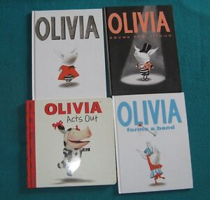 Olivia Book Collection