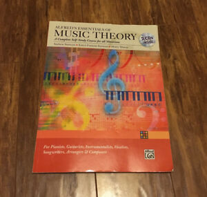 Alfred's Essentials Of Music Theory (SOPA Textbook)