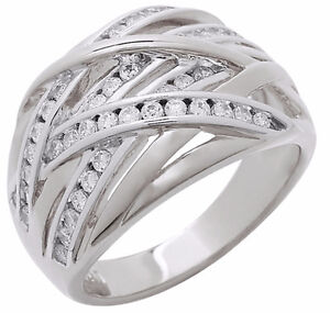 DIAMONELLE CARREFOUR RING SIZE 6