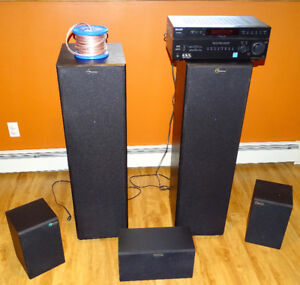 Nuance Speakers and Amp