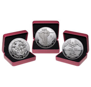 Deal on Beautiful three-coin $100 Canada 150 Commemorative set