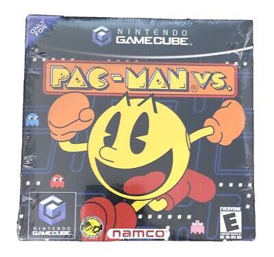 Pac-Man vs. (Nintendo GameCube, 2003) - Brand New and Factory Sealed! Rare!