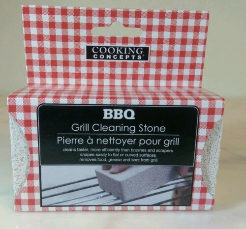 BBQ Grill cleaning stone 4.25