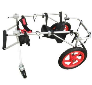 Best Friend Mobility Quad/Full Support Dog Wheelchair