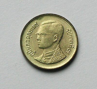 2008 THAILAND 20 BAHT RAMA III FATHER OF THAI TRADE NICKEL COIN UNC
