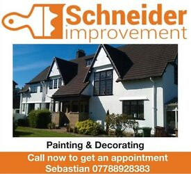 Painter, Decorator, Exterior house painting, External house painting, Painter Specialist in Glasgow