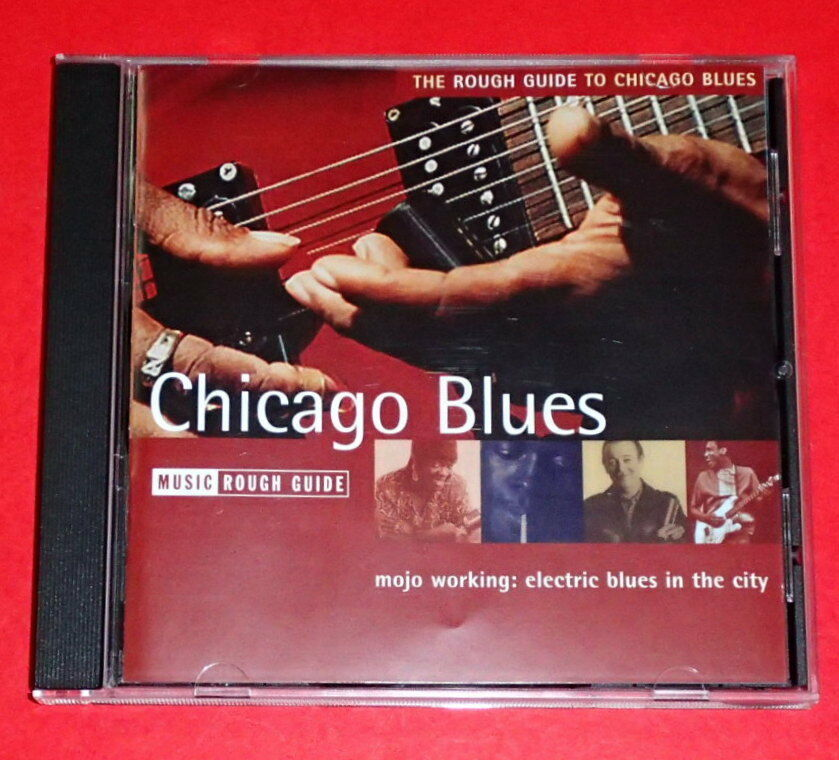 Chicago-Blues im radio-today - Shop