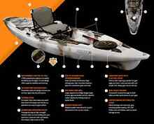 Old Town PREDATOR 13 Kayak - MY2014 Newcastle West Newcastle Area Preview