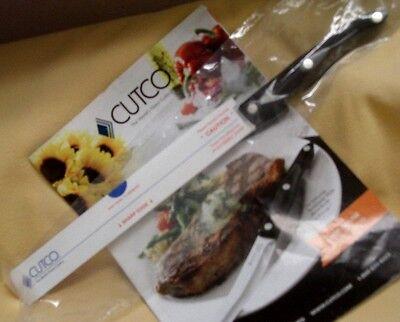 "Cutco 9"" Carver #1723 KQ ~ BRAND NEW IN PLASTIC ~ Retails $112"