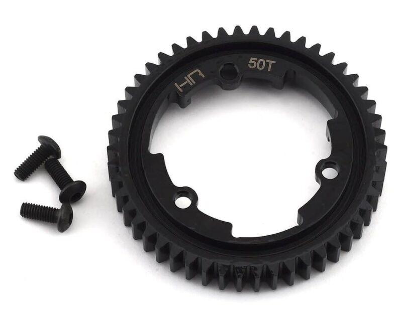 HRAERVT50M01  Mod1 50T Steel Spur Gear E Revo 2.0/X-Maxx/XO-1