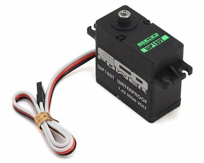 EcoPower WP 120T Coreless Waterproof High Torque Metal Gear Servo (High Voltage), usado comprar usado  Enviando para Brazil