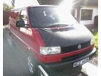 Volkswagen transporter t4 2.5 tdi £3950