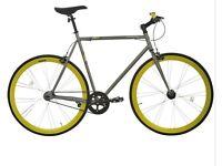 Muddyfox Fixie push bike new
