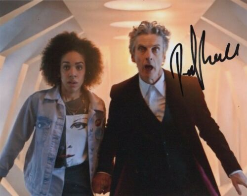 Pearl Mackie Doctor Who Autographed Signed 8x10 Photo COA #G7