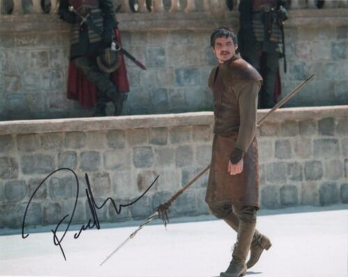 Pedro Pascal Game of Thrones Autographed Signed 8x10 Photo COA #S4