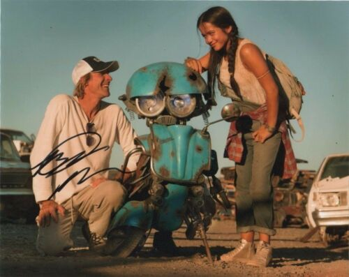 Isabela Moner Transformers Autographed Signed 8x10 Photo COA #J2